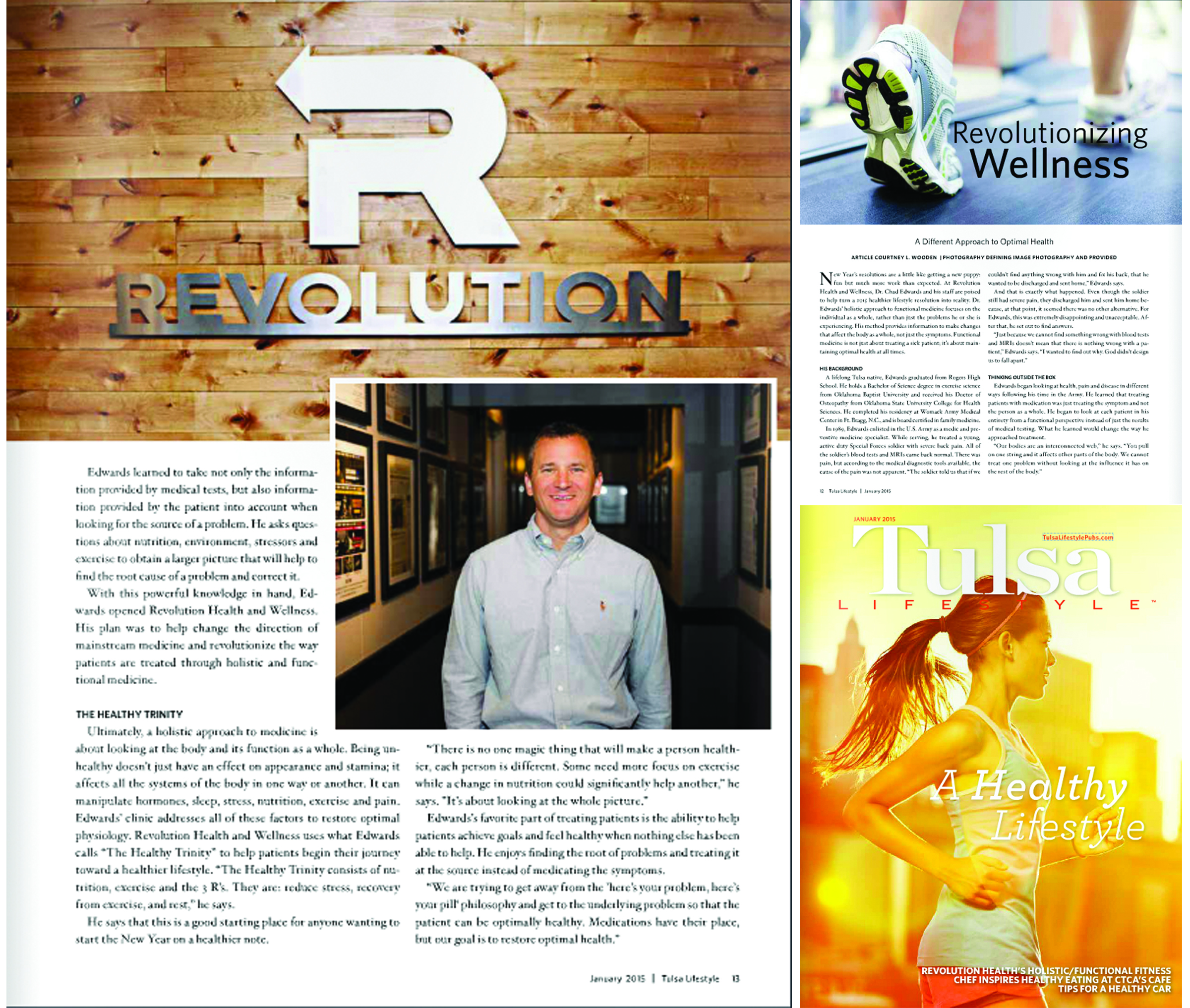 clay-clark-case-studies-Issuu - Revolution Health