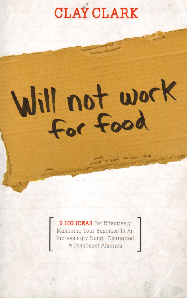 Will Not Work Food