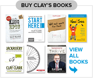 Buy Clay's Books