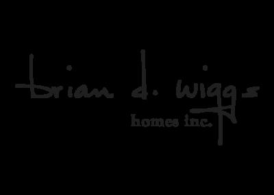 Brian D Wiggs Homes Inc. Logo Brian Wiggs Homes
