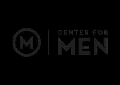 Center For Men Logo Version 2