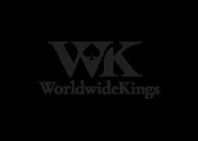 Logo Concept Version 1 Worldwide Kings