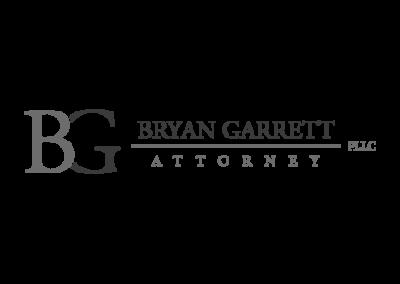 Logo Version 1 Bryan Garrett Law